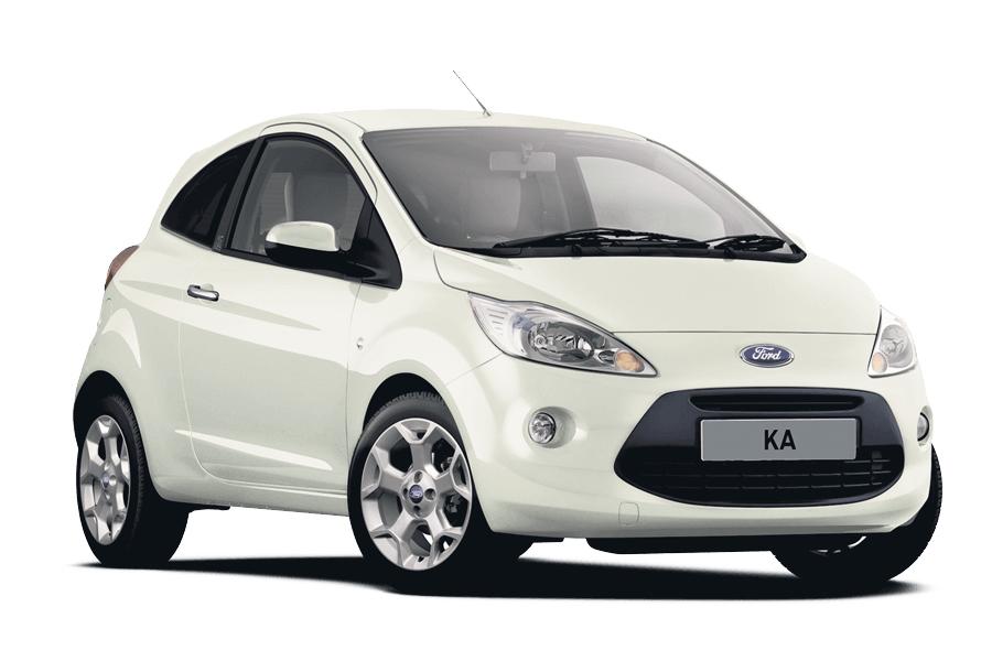 Ford Ka huren