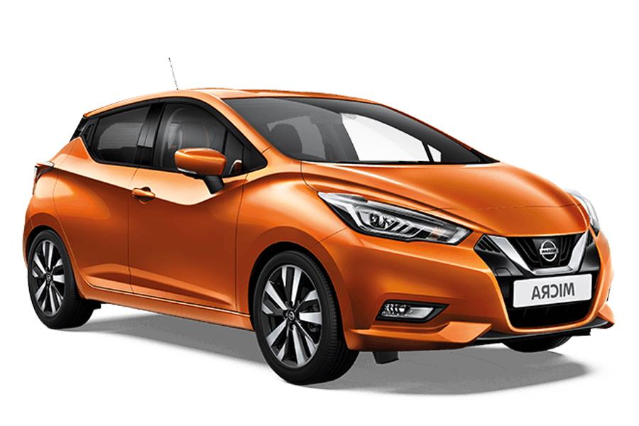 Nissan Micra huren