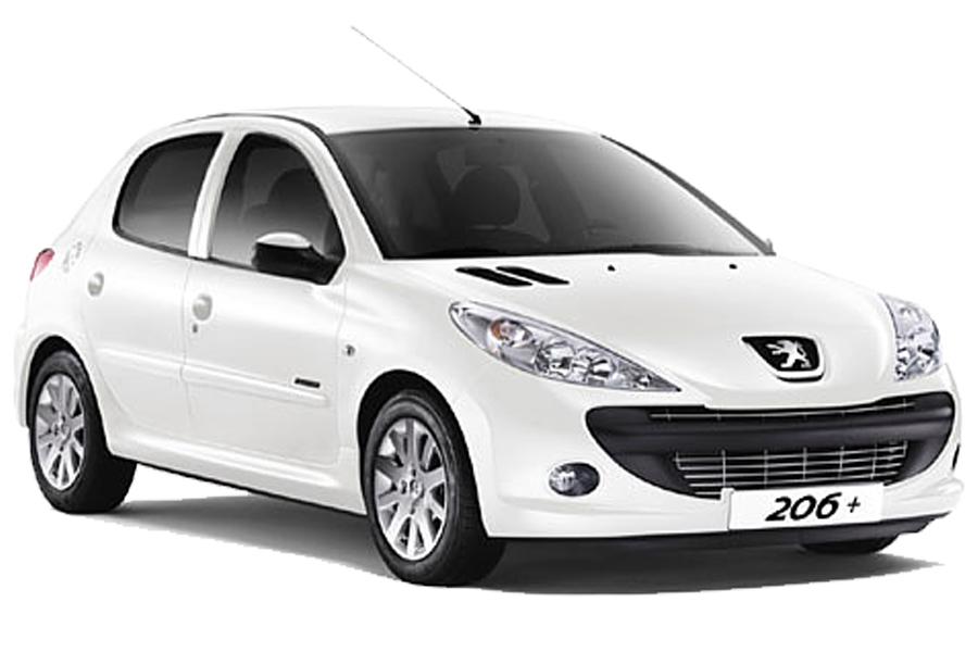 Peugeot 206 huren