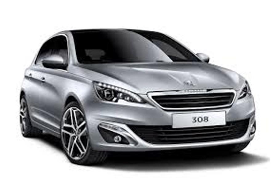 Peugeot 308 huren